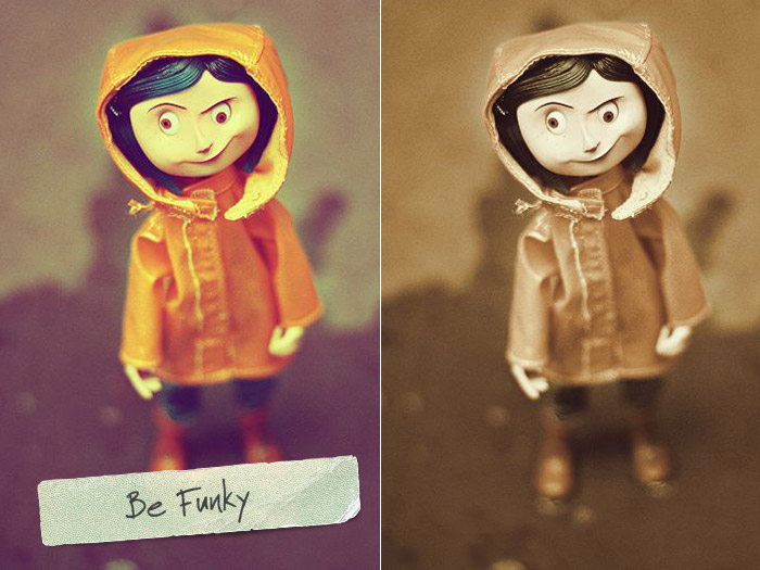 be_funky