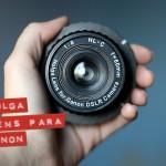Testando a Holga Lens para Canon