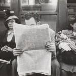 Para conhecer: as fotos do metrô de NY por Stanley Kubrick