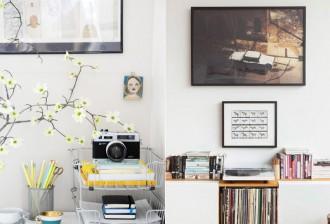 Mais 17 ideias para usar fotografia na sua decoração!