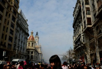 Diário de viagem: Las Fallas   Valencia