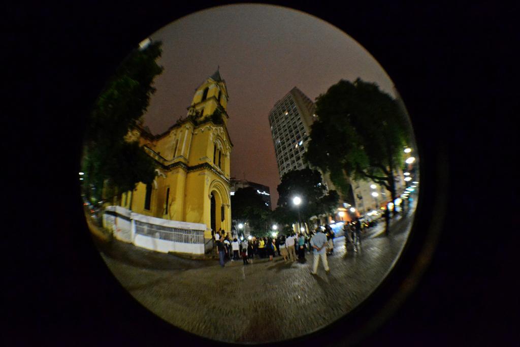 Saídas Fotográficas - Caminhada Noturna pelo Centro