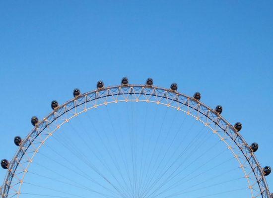 Londres - London Eye